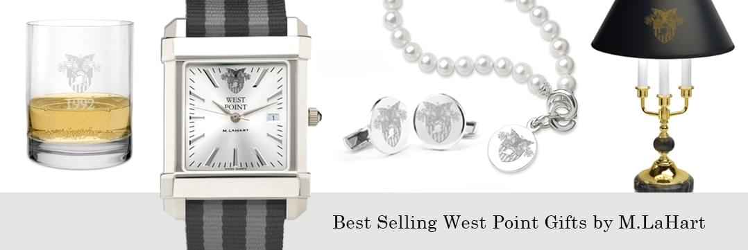 Best selling West Point watches and fine gifts at M.LaHart