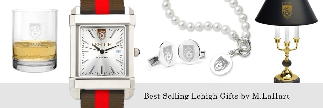 Best selling Lehigh watches and fine gifts at M.LaHart