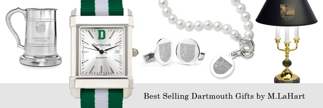 Best selling Dartmouth watches and fine gifts at M.LaHart