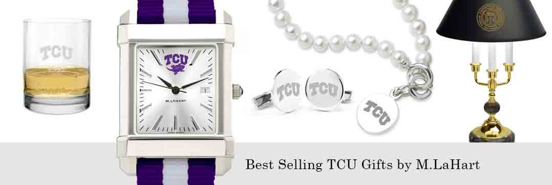 Best selling TCU watches and fine gifts at M.LaHart