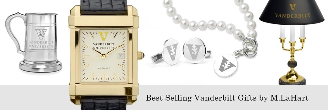 Best selling Vanderbilt watches and fine gifts at M.LaHart