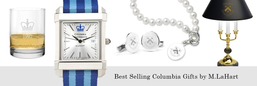 Best selling Columbia watches and fine gifts at M.LaHart