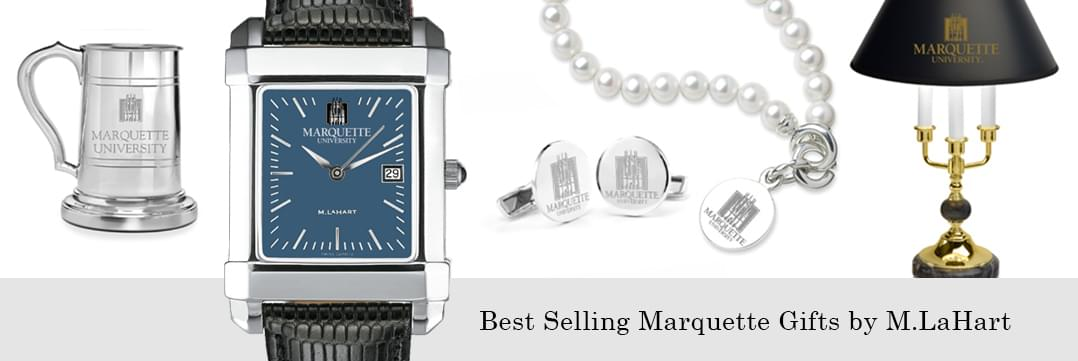 Best selling Marquette watches and fine gifts at M.LaHart