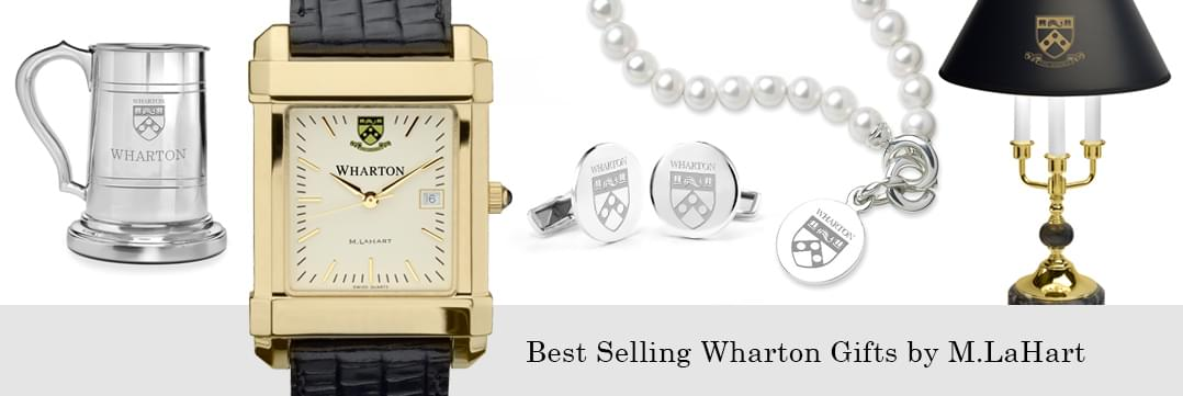 Best selling Wharton watches and fine gifts at M.LaHart