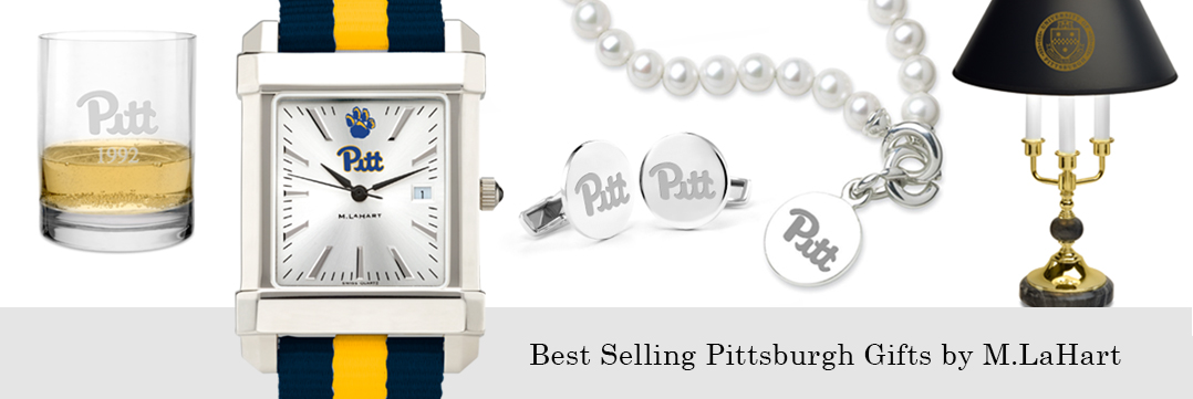 Best selling Pitt watches and fine gifts at M.LaHart