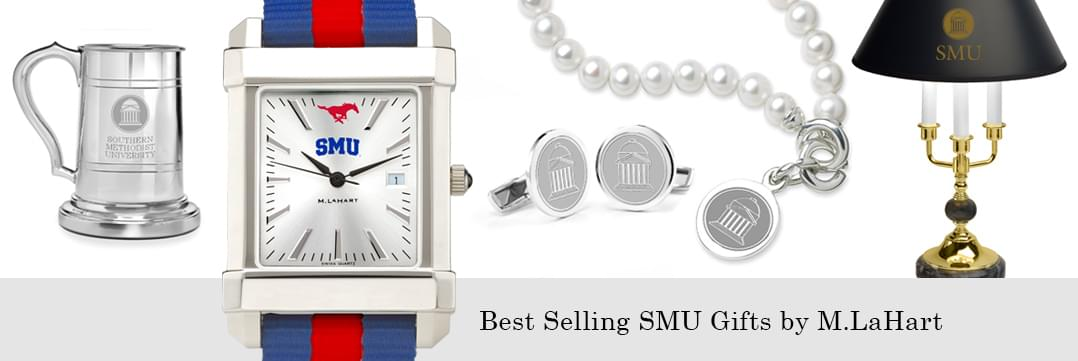 Best selling SMU watches and fine gifts at M.LaHart