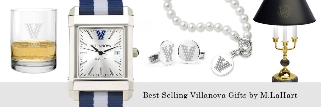Best selling Villanova watches and fine gifts at M.LaHart