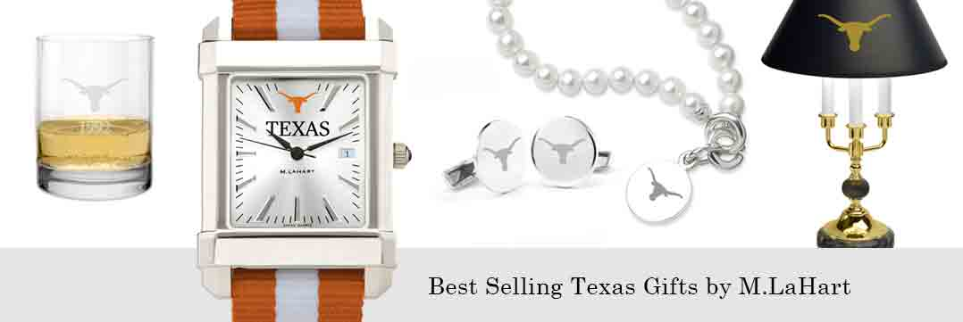 Best selling Texas watches and fine gifts at M.LaHart