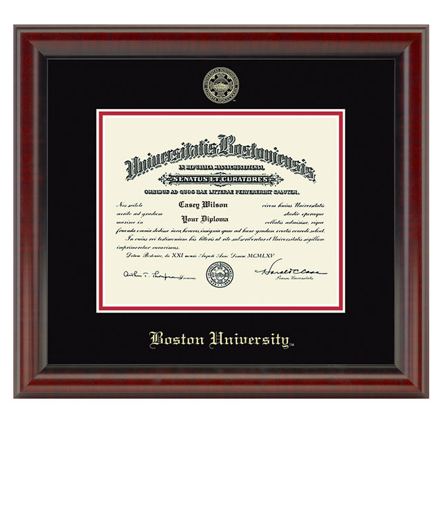 Boston University - Frames & Desk Accessories