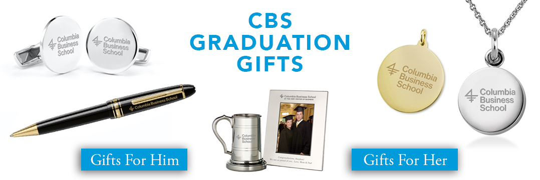 Columbia Business School Graduation Gifts for Her and for Him
