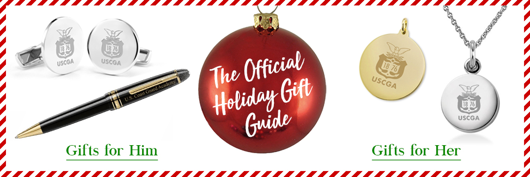The Official Holiday Gift Guide for Coast Guard Academy