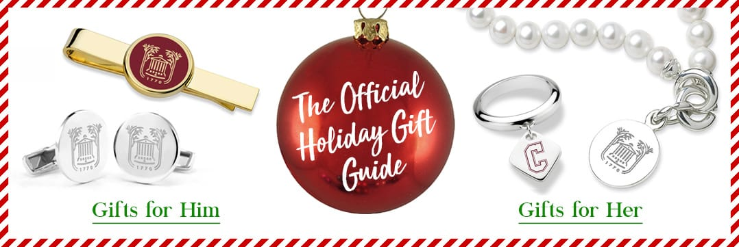 The Official Holiday Gift Guide for Charleston