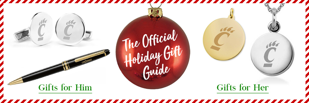 The Official Holiday Gift Guide for Cincinnati