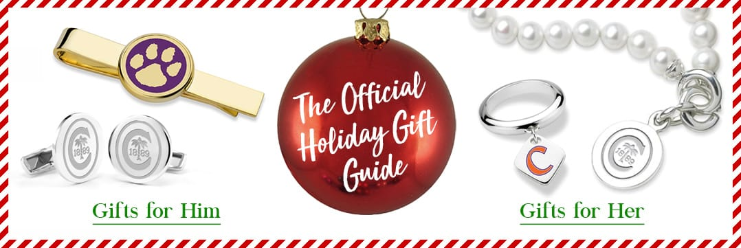The Official Holiday Gift Guide for Clemson
