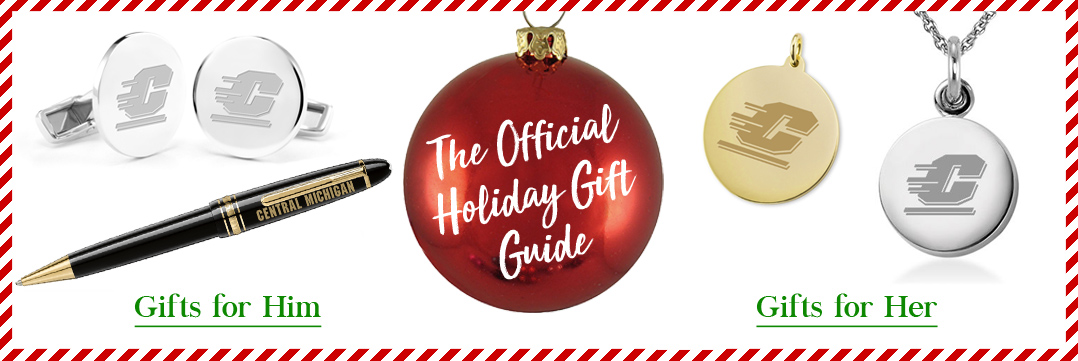 The Official Holiday Gift Guide for Central Michigan