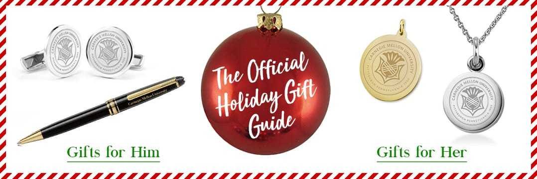 The Official Holiday Gift Guide for Carnegie Mellon University