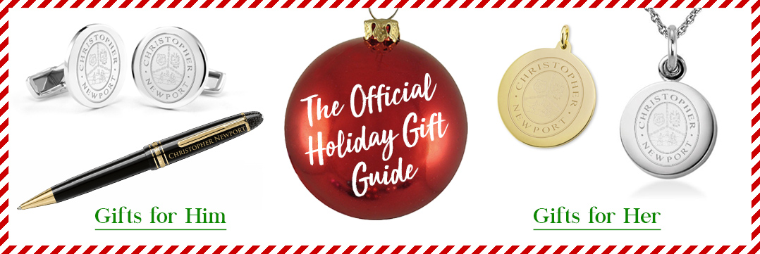 The Official Holiday Gift Guide for CNU