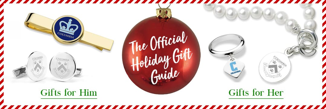 The Official Holiday Gift Guide for Columbia