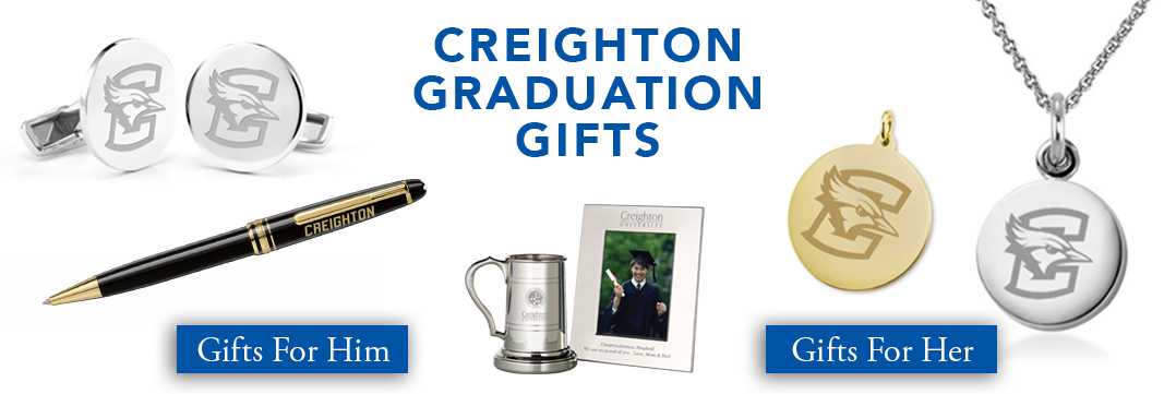 Creighton University Graduation Gifts for Her and for Him