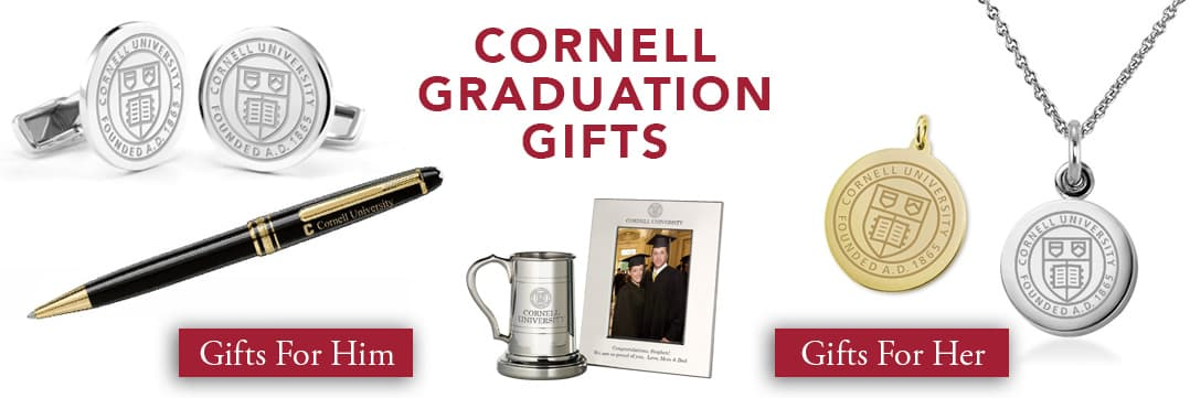 Cornell Graduation Gifts for Her and for Him