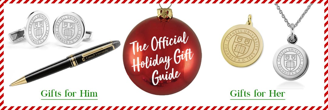 The Official Holiday Gift Guide for Cornell