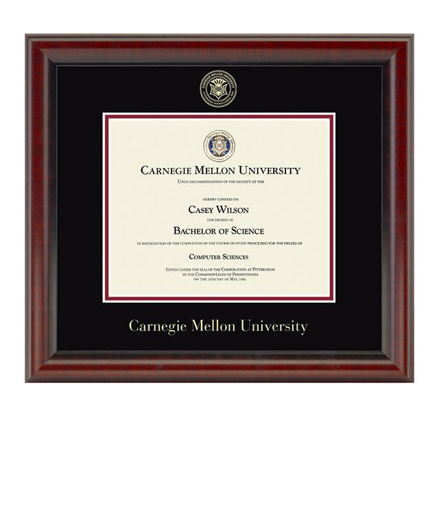 Carnegie Mellon University - Frames & Desk Accessories