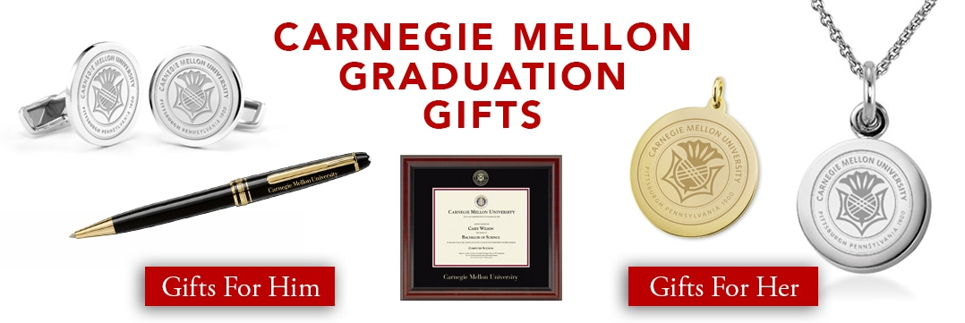 Carnegie Mellon University Graduation Gifts for Her and for Him