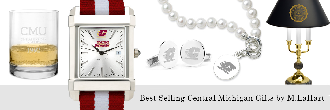 Central Michigan University Best Selling Gifts - Only at M.LaHart