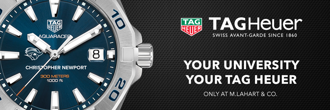 Christopher Newport TAG Heuer Watches - Only at M.LaHart