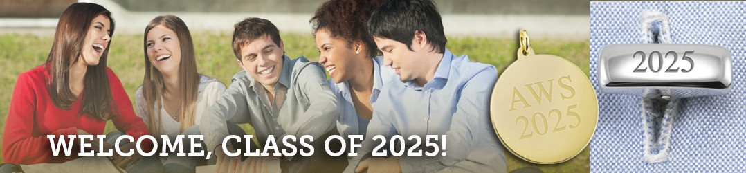 Welcome, Class of 2025