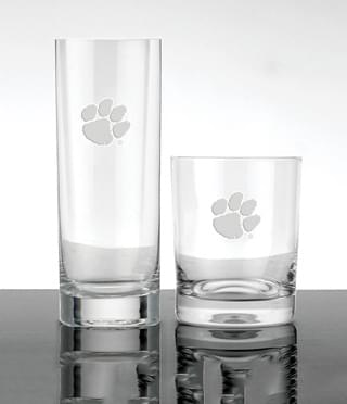 Clemson - Glasses & Barware