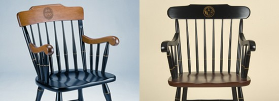 Traditional College Chairs