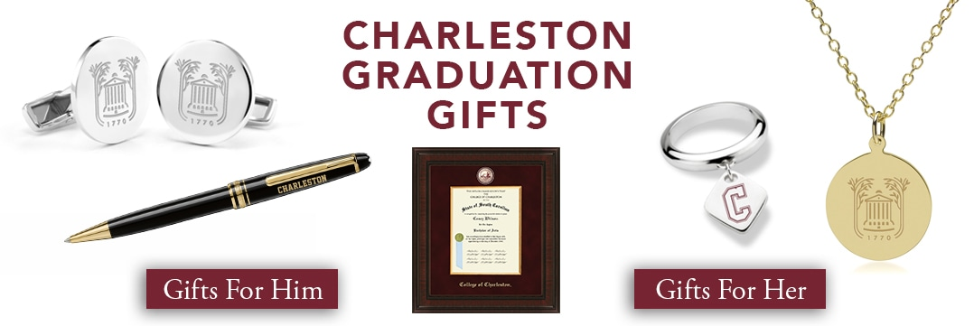 Charleston Graduation Gifts for Her and for Him