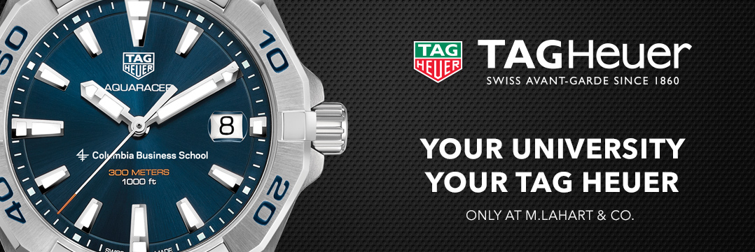 Columbia Business School TAG Heuer Watches - Only at M.LaHart