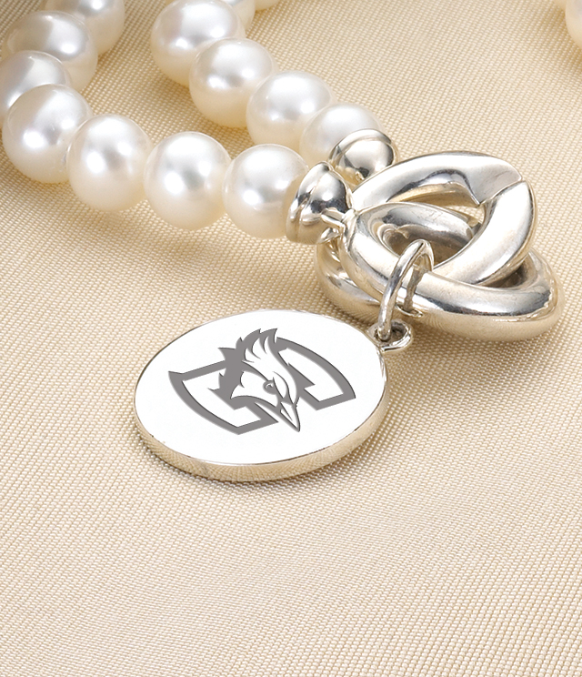 Creighton University Jewelry for Women - Sterling Silver Charms, Bracelets, Necklaces. Personalized Engraving.