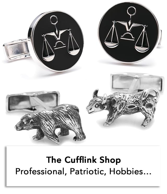 The Private Collection - Cufflink Shop