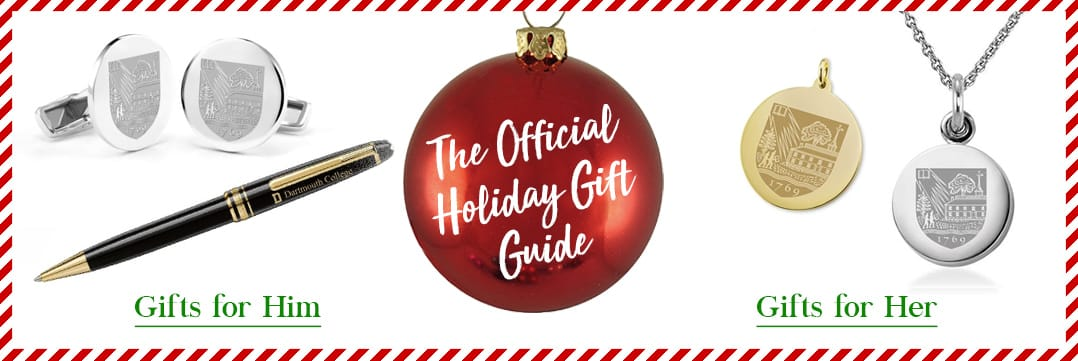 The Official Holiday Gift Guide for Dartmouth