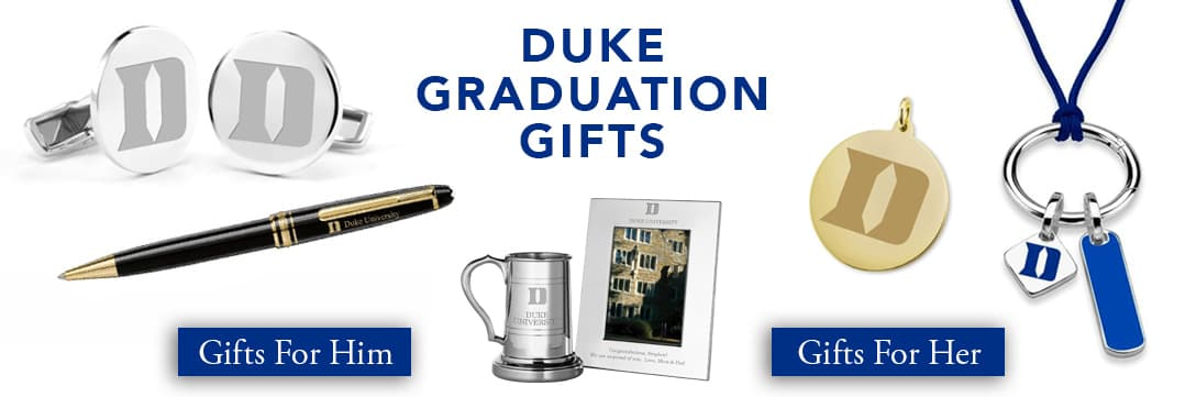 Duke Graduation Gifts for Her and for Him