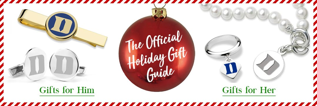 The Official Holiday Gift Guide for Duke