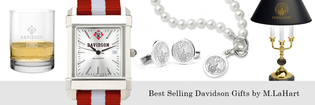 Best selling Davidson College watches and fine gifts at M.LaHart