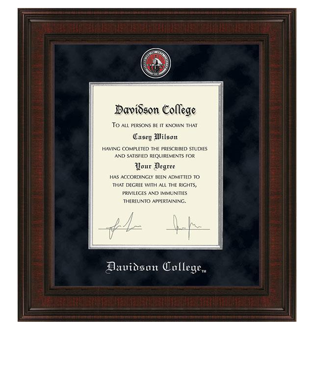 Davidson College - Frames & Desk Accessories