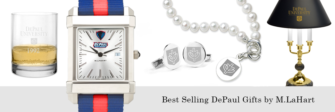 DePaul University Best Selling Gifts - Only at M.LaHart