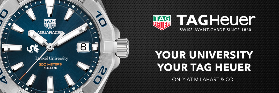 Drexel University TAG Heuer Watches - Only at M.LaHart