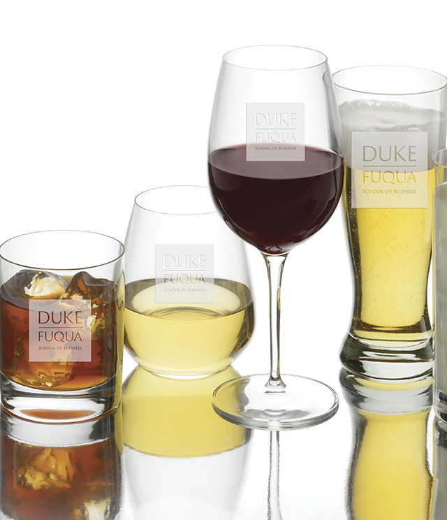 Duke Fuqua Glassware - Crystal and Simon Pearce Stemware, Decanter, Duke Fuqua Glass, Tumblers, Pilsners, Wine