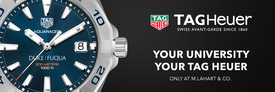 Duke Fuqua TAG Heuer Watches - Only at M.LaHart