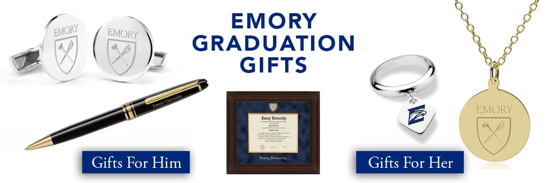 Emory Graduation Gifts for Her and for Him
