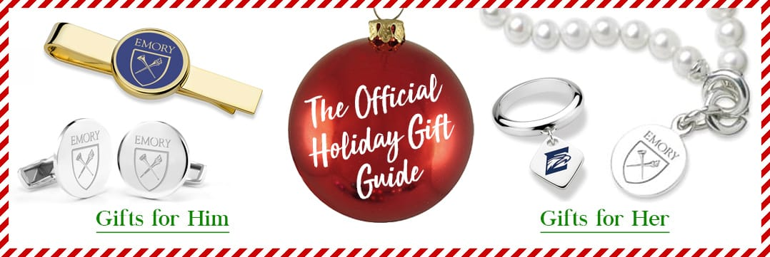 The Official Holiday Gift Guide for Emory