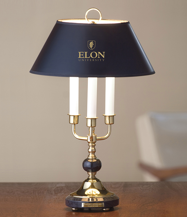 Elon University Home Furnishings - Clocks, Lamps and more - Only at M.LaHart