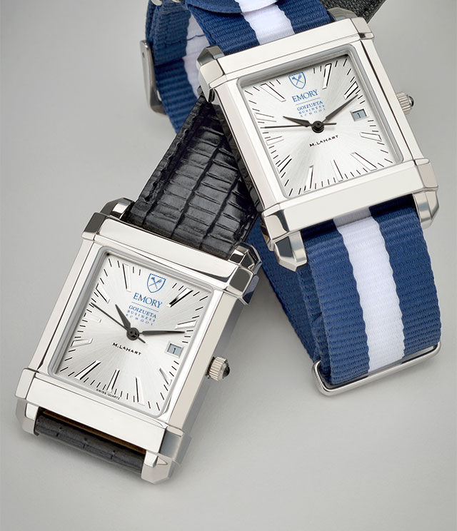 Emory Goizueta Men's Watches. TAG Heuer, MOVADO, M.LaHart