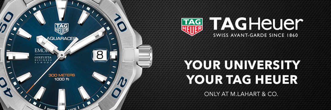 Emory Goizueta TAG Heuer Watches - Only at M.LaHart